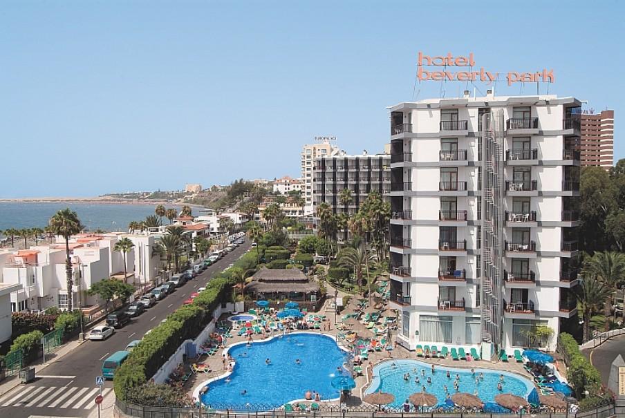 Hotel Beverly Park (fotografie 2)