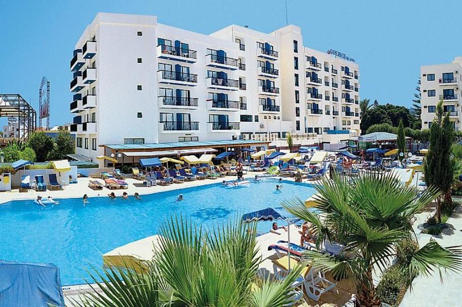Hotel Kapetanios Bay (fotografie 1)