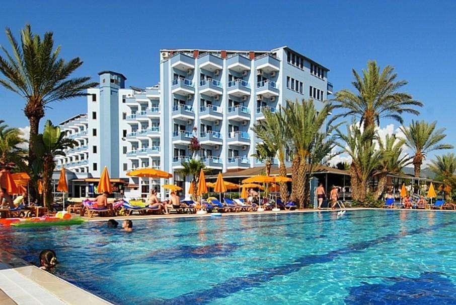 Hotel Caretta Beach (fotografie 4)