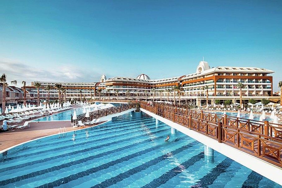 Hotelový komplex Funtazie klub Tui Magic Life Jacaranda (fotografie 1)