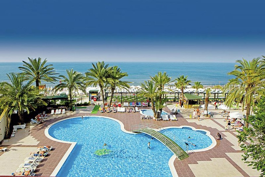 Hotel Sandy Beach (fotografie 1)
