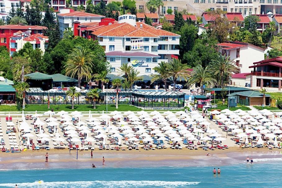 Hotel Sandy Beach (fotografie 6)