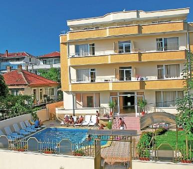 Hotel Larisa (hlavní fotografie)