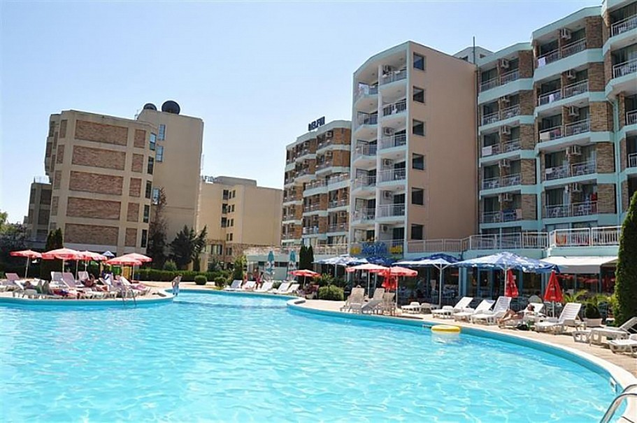 Hotel Sirena (fotografie 1)