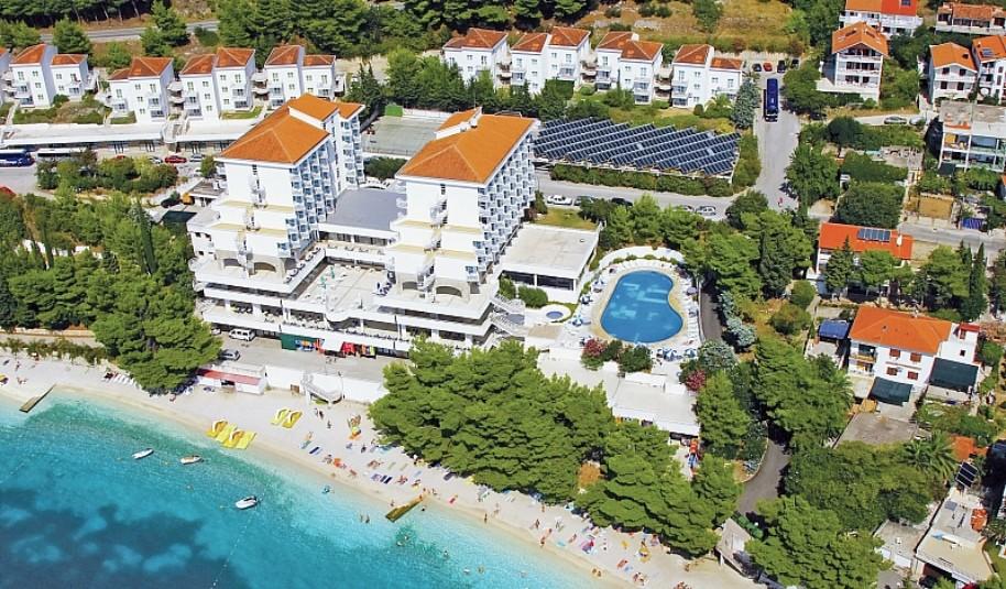 Hotel Adriatiq Labineca (fotografie 1)