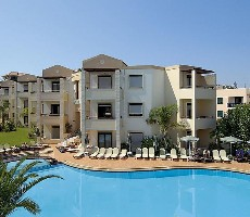 Hotelový komplex Creta Palm