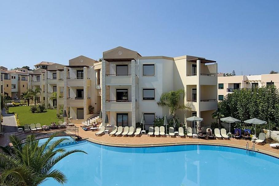 Hotelový komplex Creta Palm (fotografie 1)