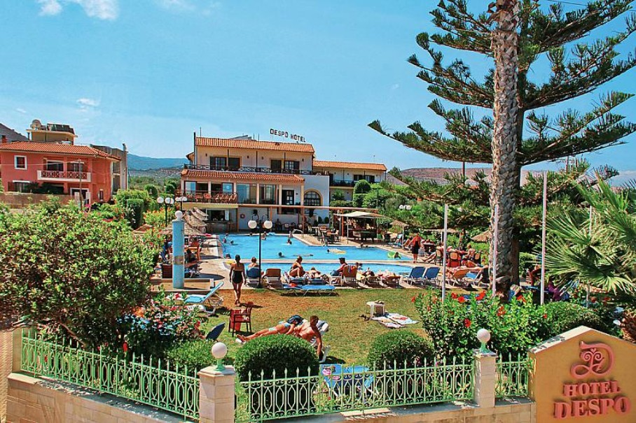 Hotel Despo (fotografie 1)