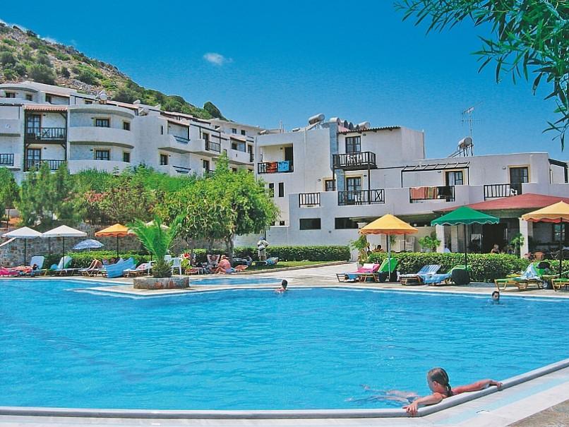 Hotel Semiramis (fotografie 1)