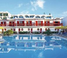 Hotelový komplex Mitsis Rinela Beach Resort & Spa