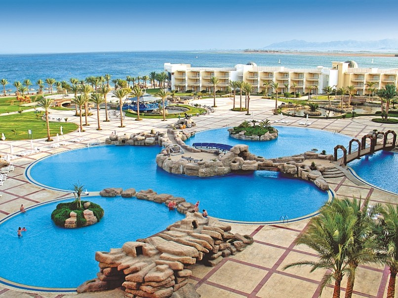 Hotel Sentido Palm Royale Soma Bay (fotografie 1)