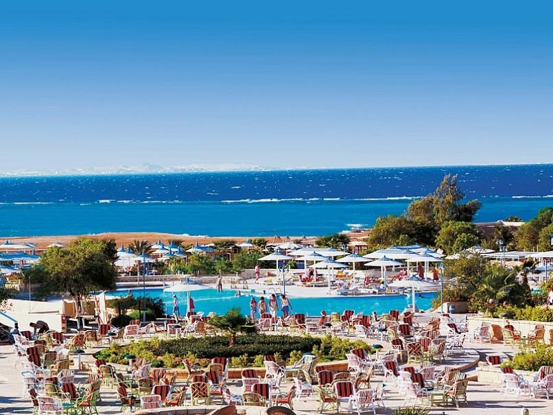 Hotelový komplex Hurghada Coral Beach (fotografie 1)