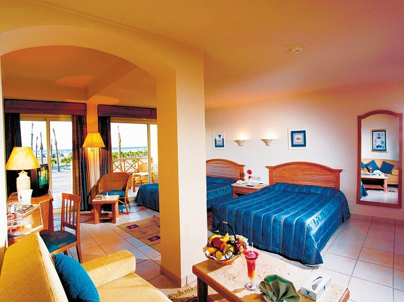Hotelový komplex Hurghada Coral Beach (fotografie 8)