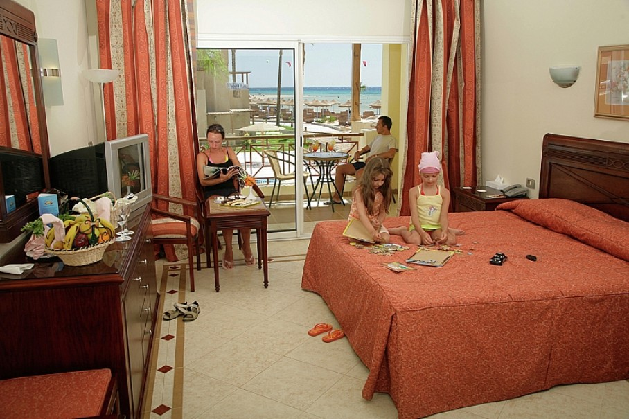 Hotel Imperial Shams Abu Soma (fotografie 6)