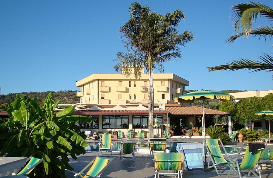 Hotel Sciaron (fotografie 1)