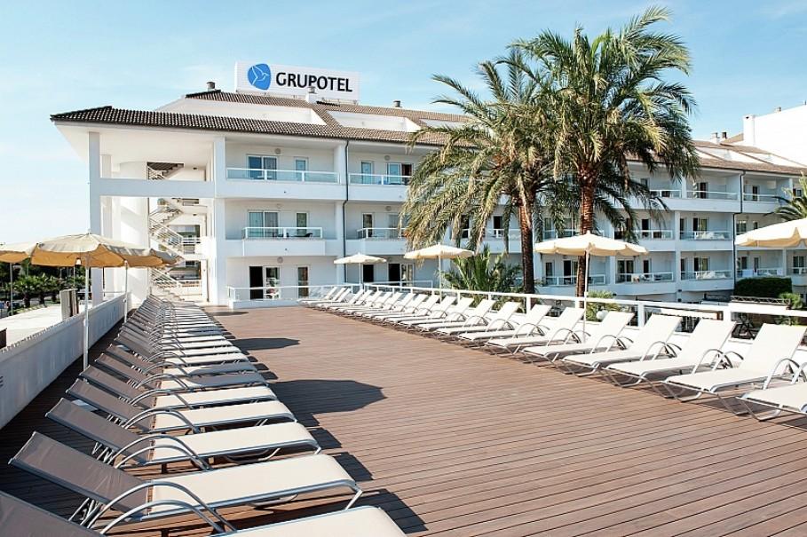 Hotel Grupotel Alcúdia Suite (fotografie 9)