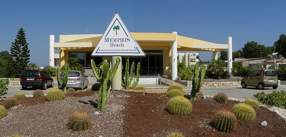 Hotel Memphis Beach (fotografie 12)