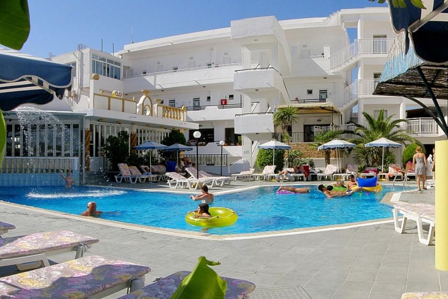 Hotel Grecian Fantasia Resort (fotografie 1)