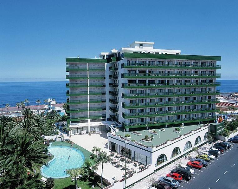 Hotel Sol Puerto De La Cruz Tenerife (fotografie 10)