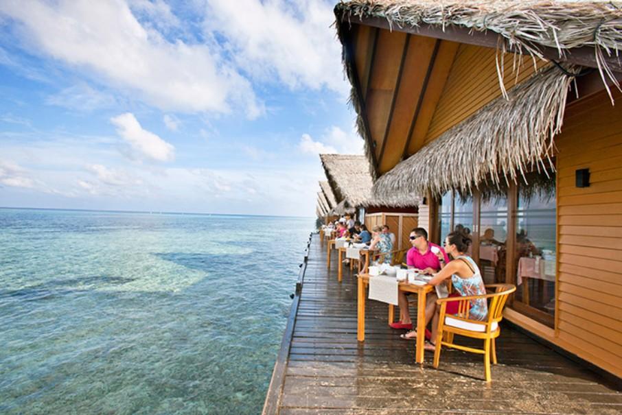 Hotel Adaaran Select Hudhuranfushi (fotografie 4)