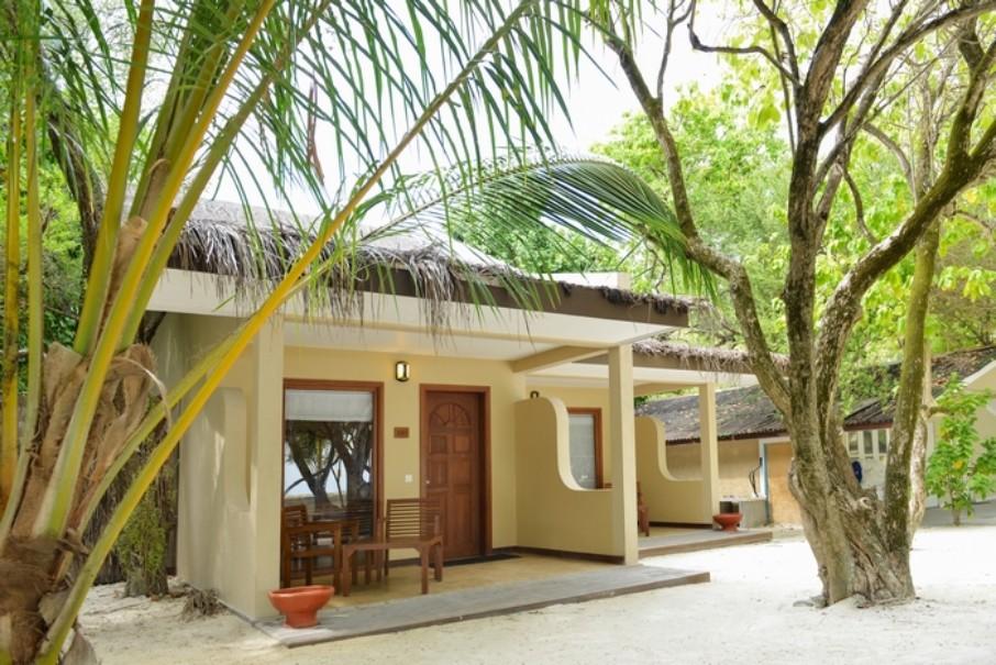 Hotel Adaaran Select Hudhuranfushi (fotografie 6)