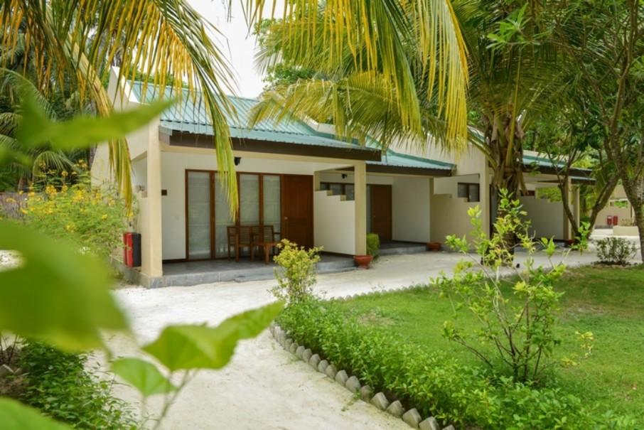 Hotel Adaaran Select Hudhuranfushi (fotografie 1)