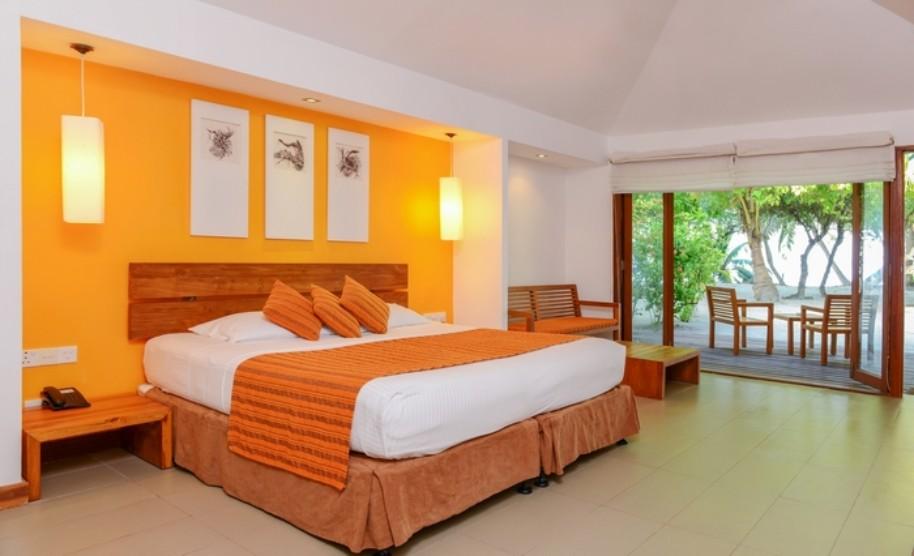 Hotel Adaaran Select Hudhuranfushi (fotografie 11)