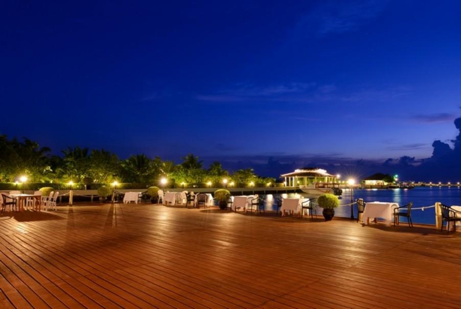 Hotel Adaaran Select Hudhuranfushi (fotografie 20)