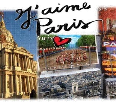 Paříž a Versailles od A do Z (hlavní fotografie)