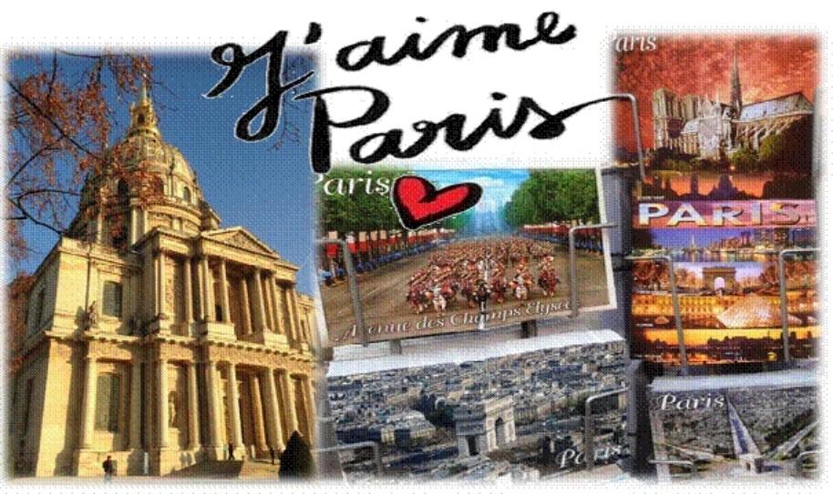 Paříž a Versailles od A do Z – hotely Campanille a Premiere (fotografie 63)