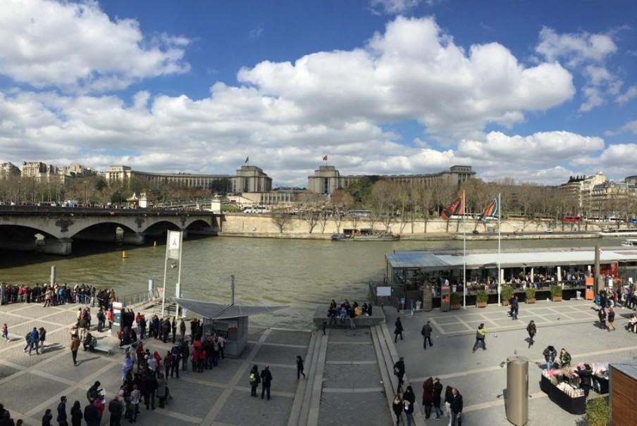 Paříž a Versailles od A do Z – hotely Campanille a Premiere (fotografie 33)