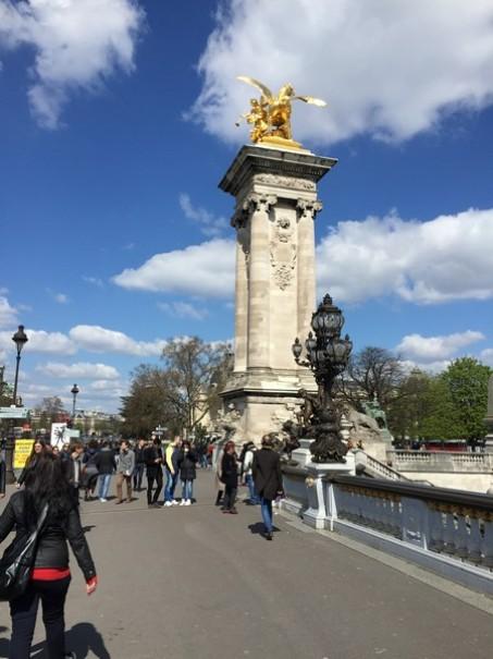 Paříž a Versailles od A do Z – hotely Campanille a Premiere (fotografie 2)