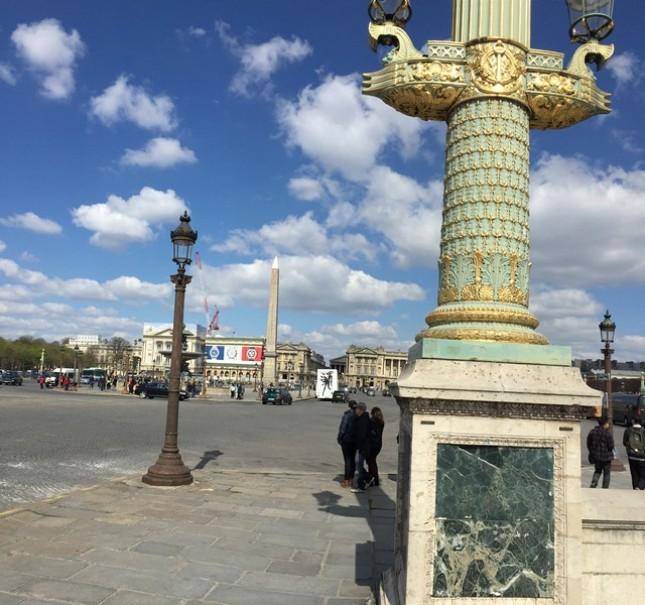 Paříž a Versailles od A do Z – hotely Campanille a Premiere (fotografie 7)