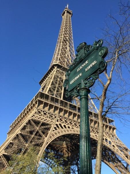 Paříž a Versailles od A do Z – hotely Campanille a Premiere (fotografie 27)
