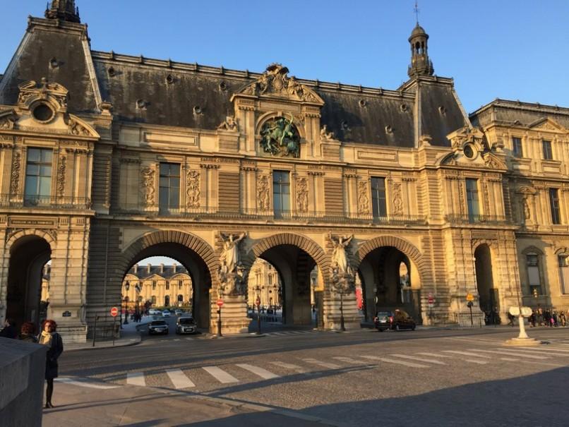 Paříž a Versailles od A do Z – hotely Campanille a Premiere (fotografie 39)