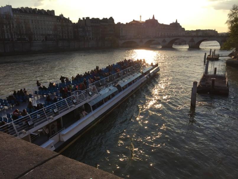 Paříž a Versailles od A do Z – hotely Campanille a Premiere (fotografie 40)