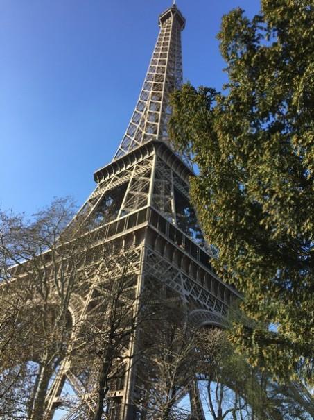 Paříž a Versailles od A do Z – hotely Campanille a Premiere (fotografie 20)