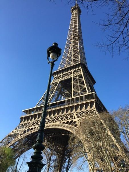Paříž a Versailles od A do Z – hotely Campanille a Premiere (fotografie 21)