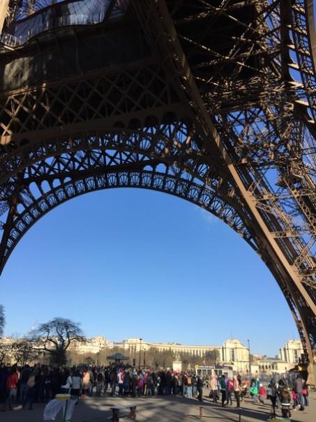 Paříž a Versailles od A do Z – hotely Campanille a Premiere (fotografie 24)