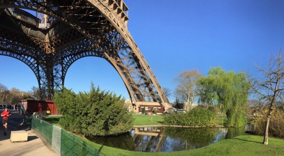 Paříž a Versailles od A do Z – hotely Campanille a Premiere (fotografie 25)