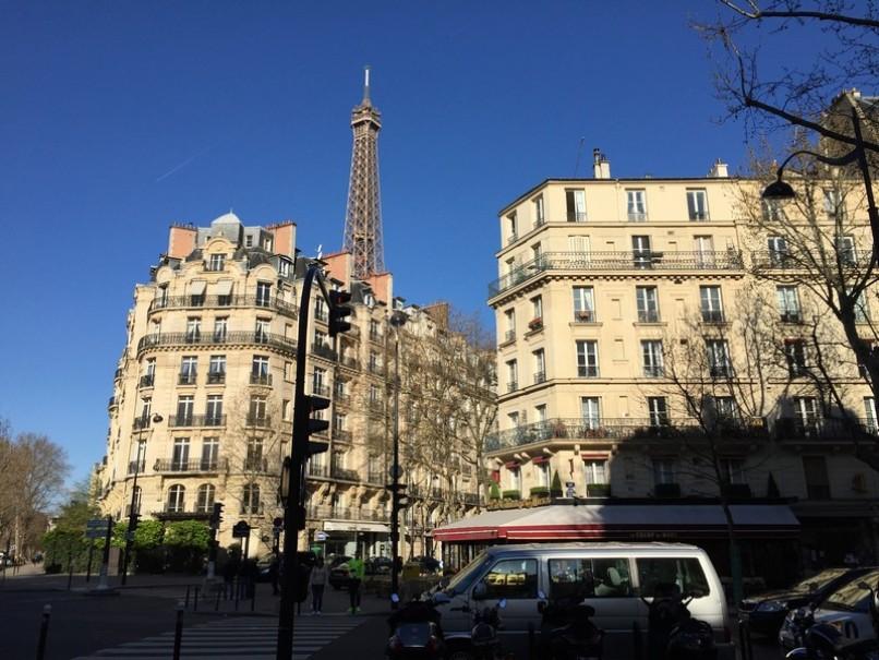 Paříž a Versailles od A do Z – hotely Campanille a Premiere (fotografie 32)