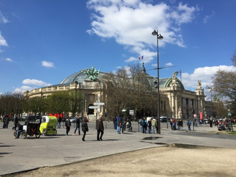 Paříž a Versailles od A do Z – hotely Campanille a Premiere (fotografie 3)