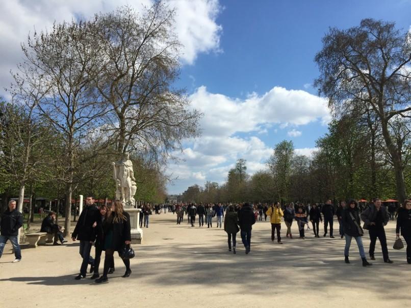 Paříž a Versailles od A do Z – hotely Campanille a Premiere (fotografie 10)