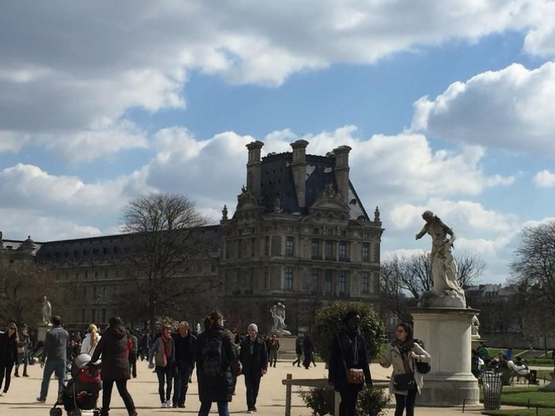 Paříž a Versailles od A do Z – hotely Campanille a Premiere (fotografie 12)