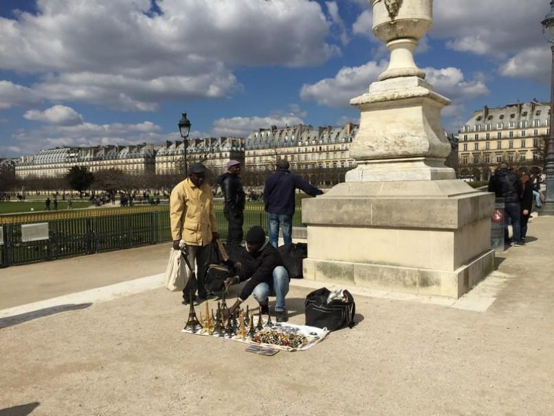 Paříž a Versailles od A do Z – hotely Campanille a Premiere (fotografie 34)