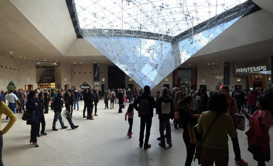 Paříž a Versailles od A do Z – hotely Campanille a Premiere (fotografie 37)