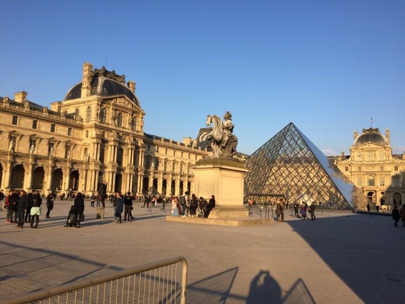 Paříž a Versailles od A do Z – hotely Campanille a Premiere (fotografie 38)