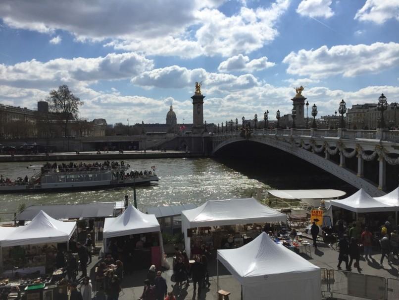 Paříž a Versailles od A do Z – hotely Campanille a Premiere (fotografie 4)