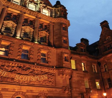 The Scotsman Hotel Edinburgh