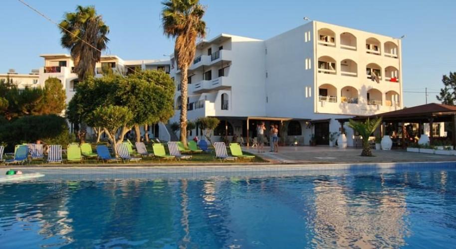 Hotel Oceanis (fotografie 1)